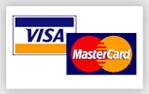 Банковская карта (VISA, MasterCard)